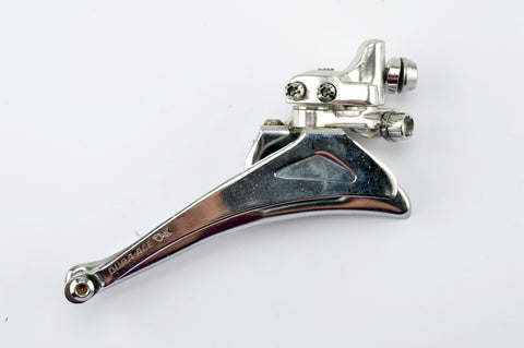 Shimano Dura-Ace AX #FD-7310 braze-on front derailleur from 1981