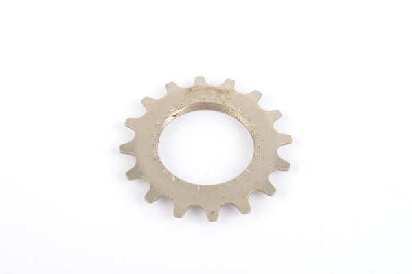 NEW Sachs Maillard steel Freewheel Cog / threaded with 16 teeth from the 1980s - 90s NOS