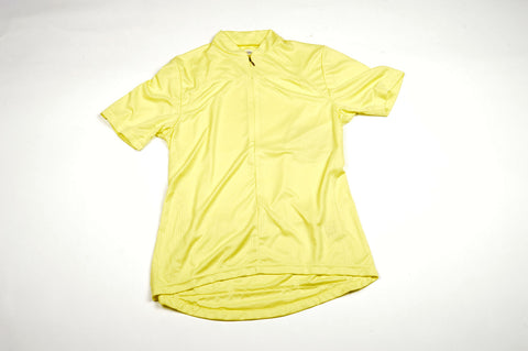 NEW Odlo #35361 short Sleeve Jersey with 3 Back Pockets in Size M
