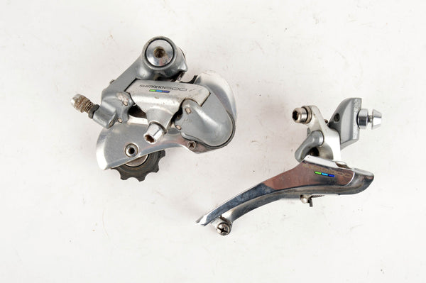 Shimano 600 Ultegra Tricolor  #6400 shifting set from 1990