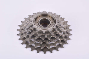 DNP Long Yhi Co. 6-speed Freewheel with 14-28 teeth and english thread from the 1990s