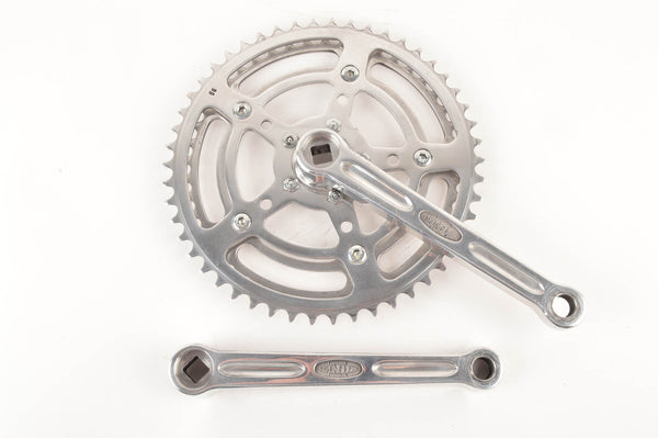 Stronglight 49D crankset with chainrings 45/50 teeth and 170mm length from the 1960s