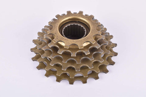 Regina Extra-BX Oro 6-speed Freewheel with 12-22 teeth and english thread from 1991