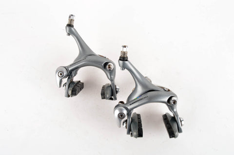 Shimano 600 Ultegra Tricolor #BR-6403 short reach dual pivot brake calipers from 1991