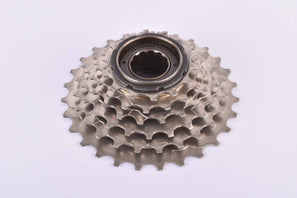 Shimano #MF-HG22 6 speed Freewheel with 14-28 teeth and english thread from 1997