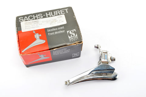 NEW Sachs Huret ARIS New Success braze-on front derailleur from the 1980s NOS/NIB