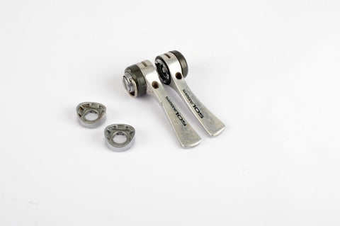 Shimano 105 #SL-1050 6-speed braze-on Shifters from 1987