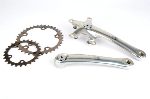 Campagnolo Euclid/Centaure ATB Triple Crankset with 26/36/- Teeth and 175 length from the 1990s