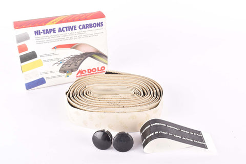 NOS/NIB Modolo Hi-Tape Active Carbons extra light fibre reinforced handlebar tape
