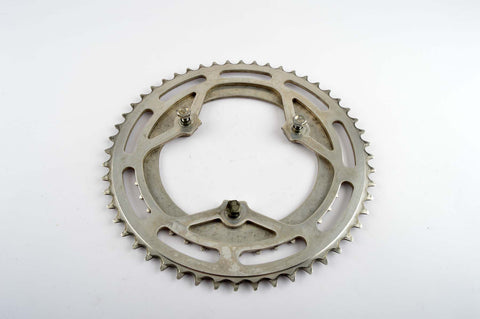 Sugino 3-bolt chainrings in 40/52 teeth and 106 BCD from the 1970s - 80s