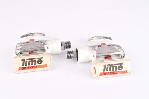 Time Racing #50.1 Clipless Pedals with english threads from the 1980s - 90s