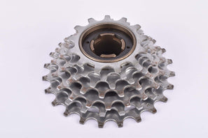 Suntour Alpha 7-speed Freewheel with 13-24 teeth and english thread from 1988
