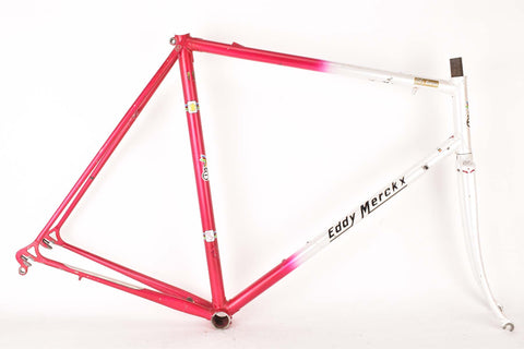 Eddy Merckx Corsa frame in 60 cm (c-t) 58.5 cm (c-c) with Columbus SL tubing
