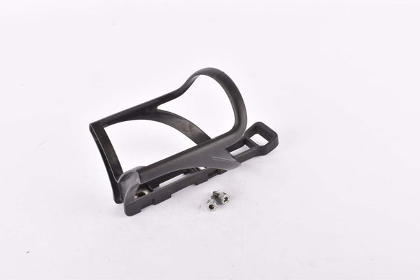 Elite light weigth plastic water bottle cage in blak from 1994