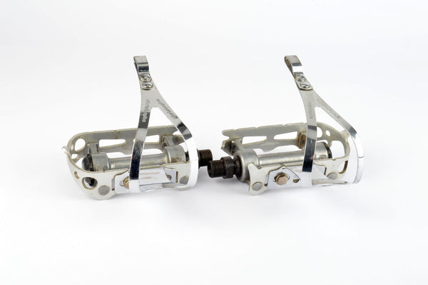 Mavic 600 first version Pedals with english threading from the 1970s - 80s