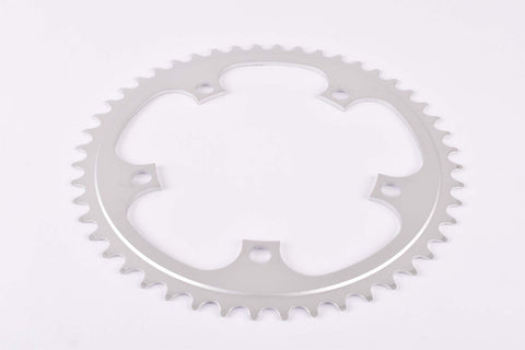 NOS Aluminium chainring with 48 teeth and 130 BCD