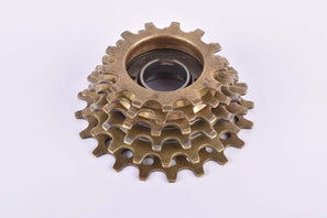 Regina Oro 6 speed Freewheel with 13-21 teeth and english thread from 1985