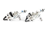 NEW Campagnolo Super Record #4061 standart reach single pivot brake calipers from the 1980s NOS