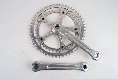 Campagnolo #1049/A Super Record crankset with 42/53 teeth and 170 length from 1977
