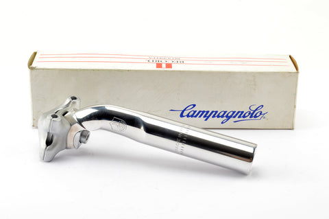 NEW Campagnolo 4051/1 Record Aero short type seatpost in 25.8 diameter from the 1980s NOS/NIB