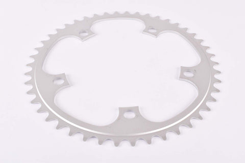 NOS Aluminium chainring with 46 teeth and 130 BCD