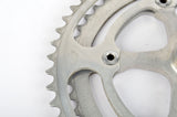 Zeus Gran Sport Crankset with 46/52 Teeth and 170 length from the 1970s