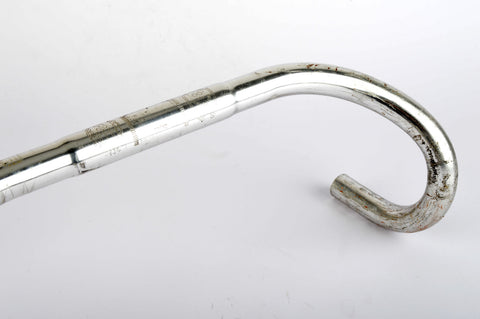 3 ttt Competizione Gimondi Handlebar in size 44.5 cm and 26.0 mm clamp size from the 1970s - 80s