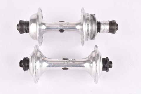 Campagnolo Record Strada #1034 Low Flange Hub Set with 36 holes and english thread
