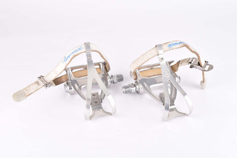 Campagnolo Victory #405/000 Pedals with english threads from the 1980s