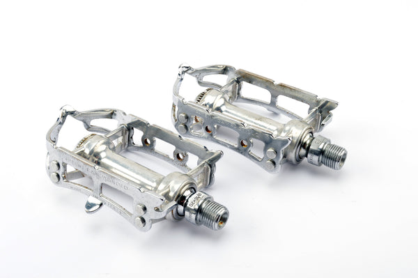 Campagnolo Record #1037 Pedals with english threading from the 1960s - 80s