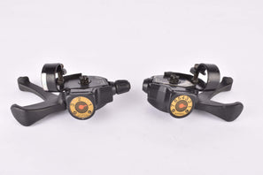 Shimano Altus #ST-CT15 3x7-speed Rapedfire Shifter Set from 1990