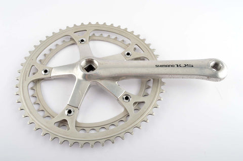 Shimano 105 #FC-1050 right crank arm with 42/52 Teeth and 170 length from 1986