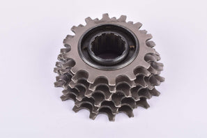 Shimano Dura-Ace #MF-7400 6-speed Uniglide Freewheel with 14-29 teeth and english thread from 1985