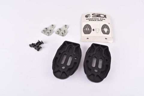 NOS Sidi Shoe Replacement N14 SPD Sole Adaptor Plates - for Dura-Ace