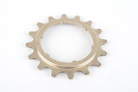 Campagnolo Super Record #P-16 steel Freewheel Cog with 16 teeth from the 1980s