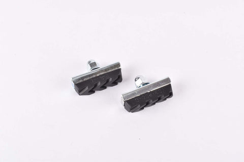 Black replacement brake pad (2 pcs)