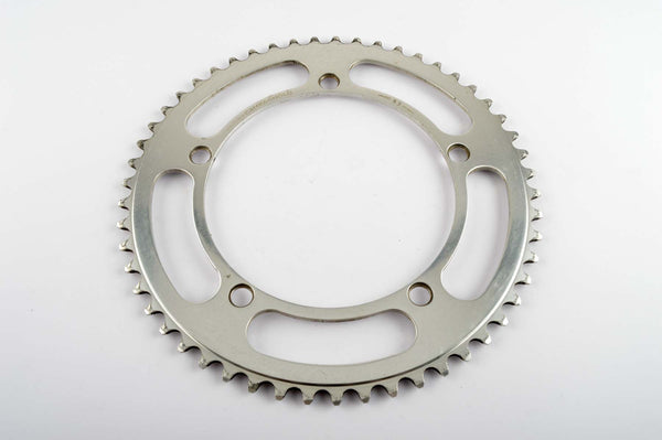 Campagnolo Record Pista Chainring in 53 teeth and 144 BCD from the 1960s - 80s