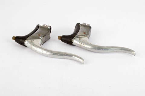 Mafac Course 121 Professional Brake Lever Set from the 1950s - 60s