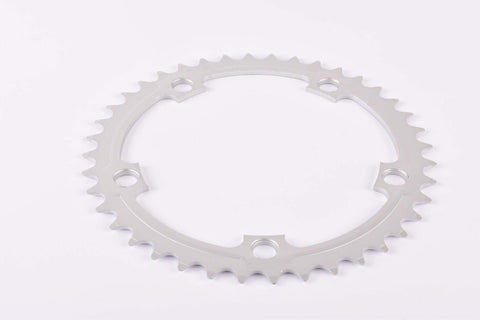 NOS Aluminium chainring with 40 teeth and 130 BCD