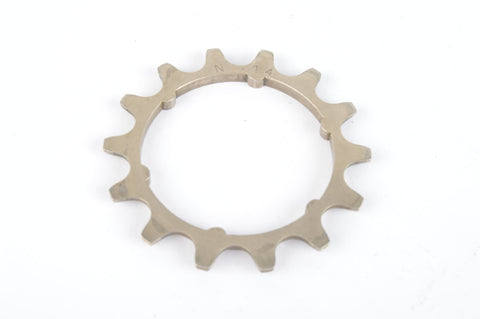 Campagnolo Super Record #N-14 steel Freewheel Cog with 14 teeth from the 1980s