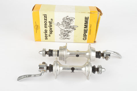 NOS/NIB Gipiemme Sprint hubset with 36 holes from the 1980s