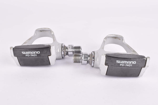 Shimano Dura-Ace #PD-7401 Pedals with english threads from 1990