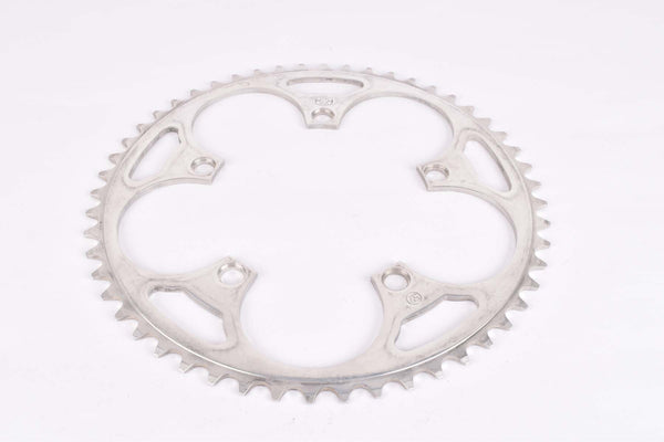 NOS Zeus Pista chainring with 52 teeth and 119 BCD from the 1970s