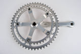 Sakae/Ringyo SR crankset with 42/53 teeth and 170 length from the 1980s