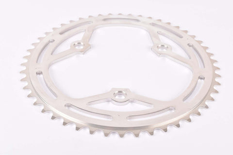 NOS Aluminium 3-Bolt chainring with 50 teeth and 106 BCD from the 1970s