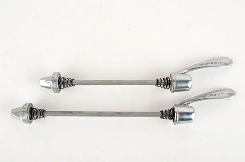 Shimano 600 Ultegra Tricolor #6400 skewer set from the 1980s