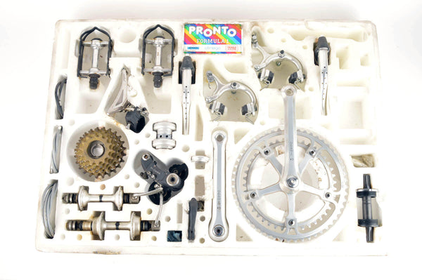 NEW Ofmega CX Groupset featuring Universal and Regina from the 80s NOS/NIB