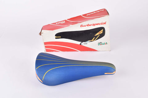 NOS/NIB Selle Italia Turbo Special Saddle from the 1980s