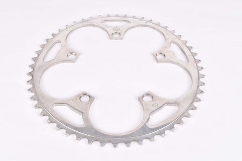 Zeus Pista chainring with 52 teeth and 119 BCD from the 1970s