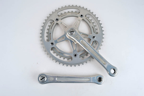 Sugino Mighty crankset with 42/52 teeth and 171 length from the 1980s